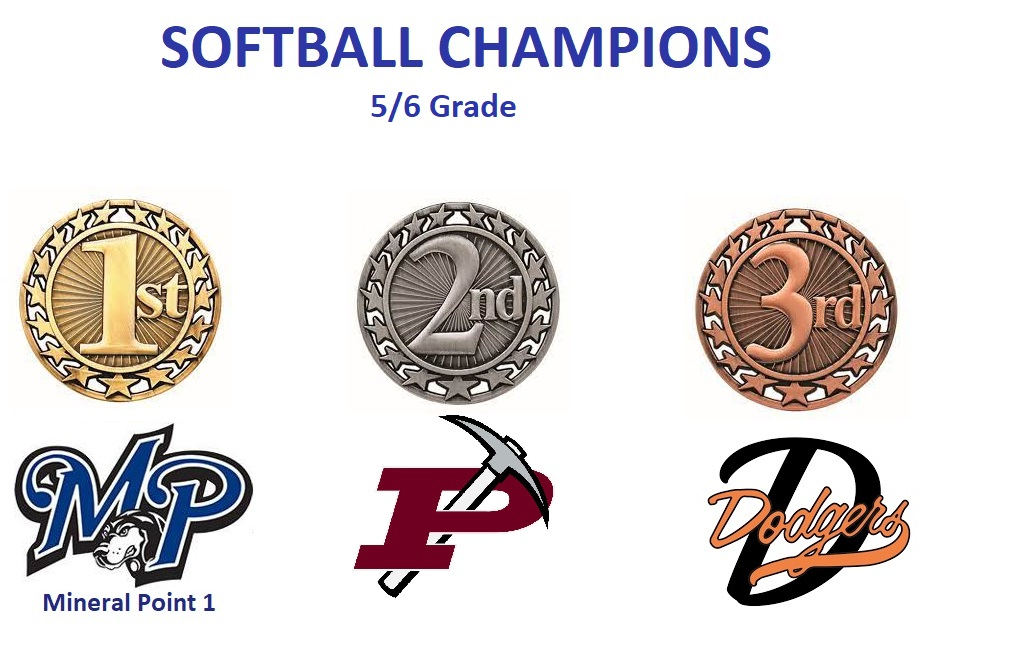5-6 Softball 2021 Champions